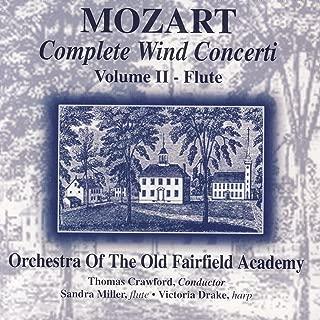 Mozart: Complete Wind Concerti, Volume 2 - Flute