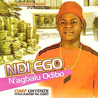 Ndi Ego N'agbalu Odibo