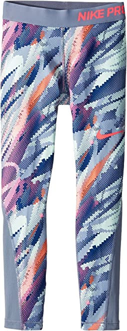 Nike Kids - Pro Print Training Tight (Little Kids/Big Kids)