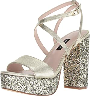 9f0d2528a8 Amazon.com: Gold - Sandals / Shoes: Clothing, Shoes & Jewelry