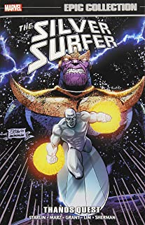 Silver Surfer Epic Collection: Thanos Quest (Epic Collection: Silver Surfer)
