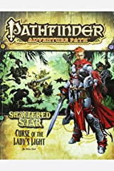 Pathfinder Adventure Path: Shattered Star Part 2 - Curse of the Lady's Light Paperback