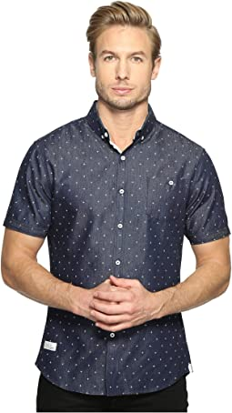 7 Diamonds - Gleam of Light Short Sleeve Shirt
