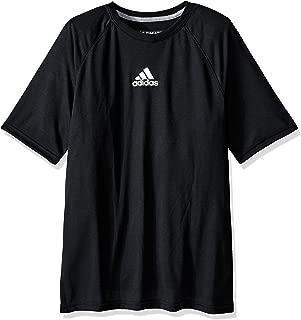 adidas Boys' Climalite Short Sleeve Graphic Tee