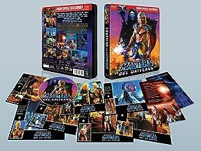 Masters del Universo BD Edición Metálica Limitada y Numerada a 2000 ejemplares, Edición limitada con Postales 1987 Masters of the Universe [Blu-ray]