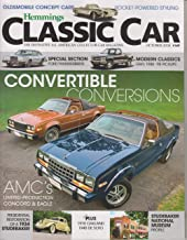 Hemmings Classic Car October 2018 Convertible Conversions AMC's Limited-roduction Concord and Eagle