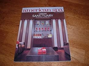 American Spa magazine, June 2010-Urban Sanctuary: The Setai Spa, New York City.