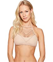 Kenneth Cole - Wrapped In Love High Neck Bra Top