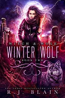 Winter Wolf (Witch & Wolf Book 2)