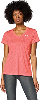 Under Armour Women's Tech V-Neck Twist Short Sleeve T-Shirt