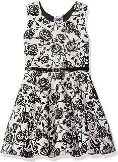 Beautees Little Girls' Skater Dress