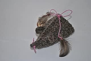 Catnip Crochet Mouse