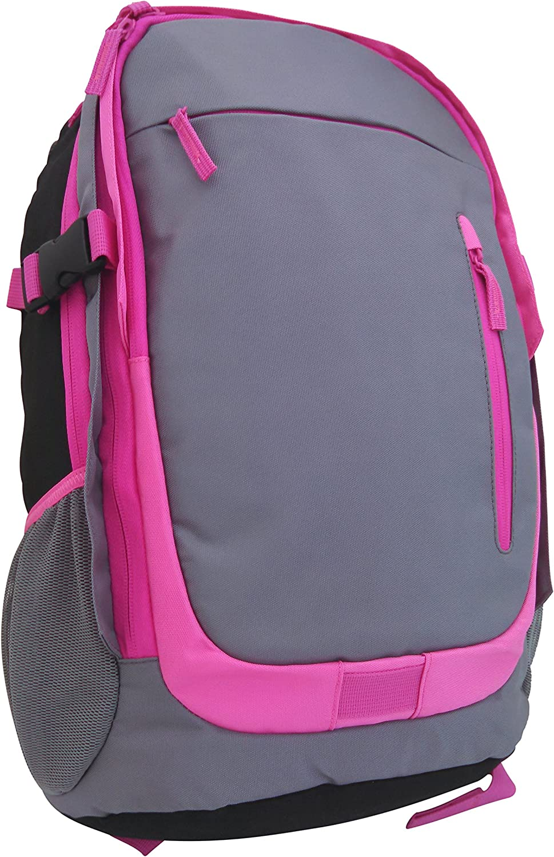 Staples Accordian Bag Backpack  School, Work, Trekking, Adventure