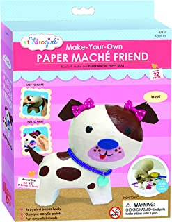My Studio Girl Papier Mache Dog Kit(Discontinued by Manufacturer)