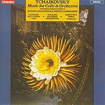 Tchaikovsky: Variations On A Rococo Theme / Pezzo Capriccioso