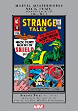 Nick Fury, Agent of S.H.I.E.L.D. Masterworks Vol. 1 (Strange Tales (1951-1968)) (English Edition)