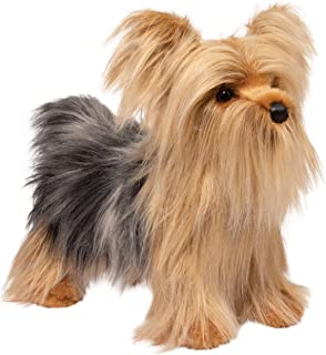 stuffed animal yorkshire terrier