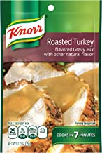 Knorr Gravy Mix Gravy Mix, Roasted Turkey 1.2 oz (Pack of 12)