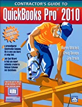 Contractor's Guide to QuickBooks Pro 2010