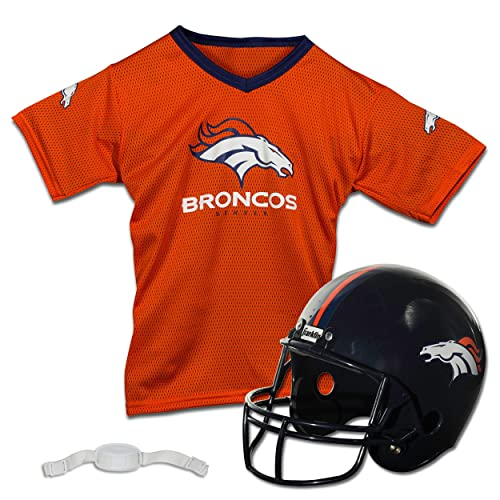 Franklin Sports NFL Team Licensed Youth Helmet and Jersey Set 23dafd16b
