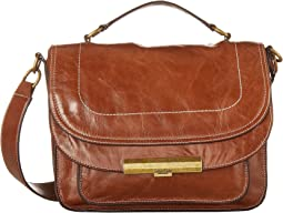 Wendy Athene Washed Leather Large Crossbody