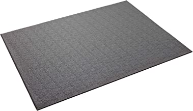 product image for Supermats Heavy Duty Equipment Mat 13GS-GRAY Made in U.S.A. for Indoor Cycles Exercise Bikes and Steppers Color Gray (2.5 Feet x 5 Feet) (30-Inch x 60-Inch) (76.2 cm x 152.4 cm)