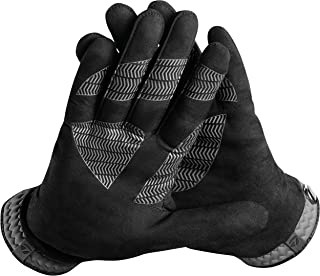 TaylorMade N6406021 Rain Control Glove (Black/Gray, Medium/Large), Black/Gray(Medium/Large, Pair)