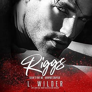 Riggs: Satan's Fury MC- Memphis Chapter, Book 3