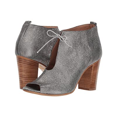 Cordani Borini (Pewter Acciaio Leather) High Heels