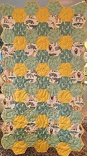 Children's Animal Quilt
