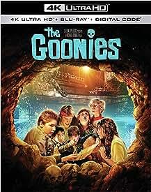 Goonies, Beetlejuice, Sherlock Holmes, and Sherlock Holmes: Game of Shadows on 4K Sept. 1 from Warner Bros.