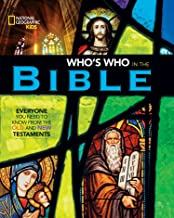 National Geographic Kids Who's Who in the Bible