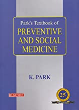 Park's Textbook of Preventive and Social Medicine 25th Edition 2019