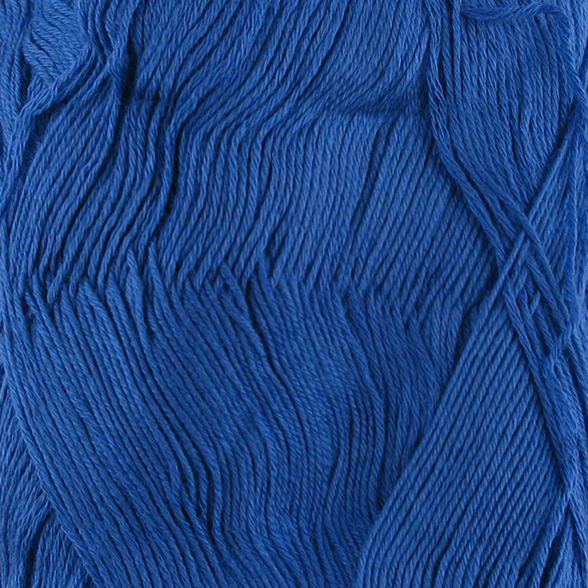 BambooMN Weight Rayon from Bamboo Fiber Yarn - Royal Blue - 2 Skeins - 50g/Skein Brand