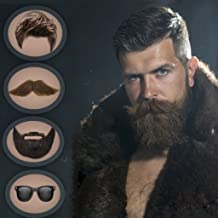 Man Mustache Hairstyles Pro