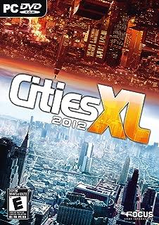 cities xl 2012 traffic