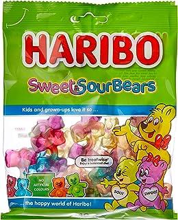 Haribo Sweet and Sour Bears Gummies, 14 x 140 Grams
