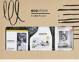 ecostore エコストア マルチキット  【ランドリーパウダー・ディッシュウォッシュリキッド・マルチクリーナー】 BOXセット