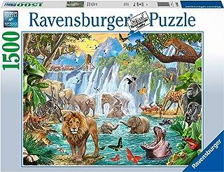 Ravensburger - Waterfall Safari 1500 Piece Puzzle