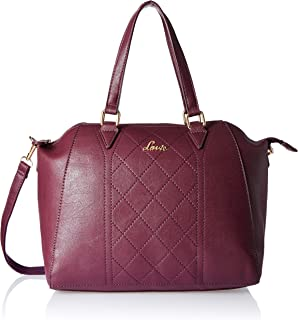 Lavie Lulwa Lg N Satchel Women's Handbag (Purple)