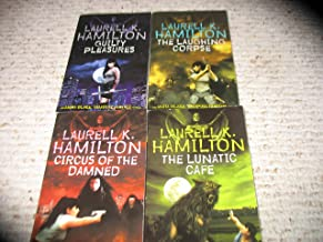 Anita Blake: Vampire Hunter Boxed Set: Guilty Pleasures, The Laughing Corpse, Circus of the Damned and The Lunatic Cafe