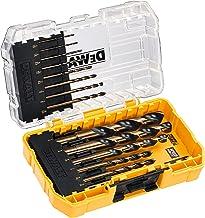 DeWALT DT70727-QZ Metallbohrer-Set 14-tlg. HSS-G, schwarz/gelb