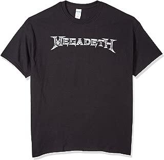 Megadeth Classic Logo T-Shirt