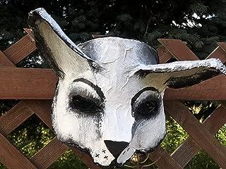 handmade horror masks