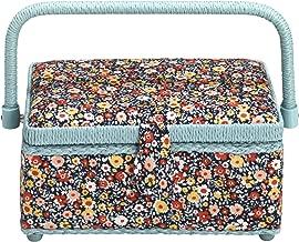 Petit Coton Prym 16432PTA01 et Panier Couture Bleu Marine//Multicolore