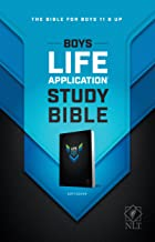 Tyndale NLT Boys Life Application Study Bible (Papeback), NLT Study Bible for Boys, Foundations for Your Faith Sections