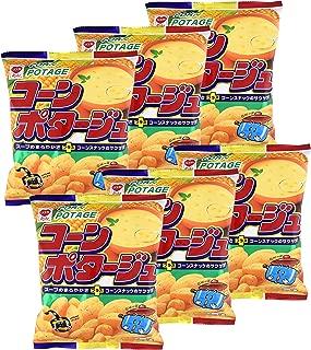 Riska Corn Potage Corn Puff Snack 2.65oz (6 Pack)