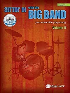 Sittin' in with the Big Band, Vol. 2: Drums