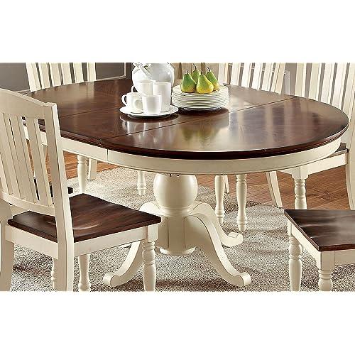 Awe Inspiring Oval Dining Table Amazon Com Cjindustries Chair Design For Home Cjindustriesco