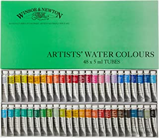 Windsor & Newton Artists Water 5ML tube 48C set (japan import)